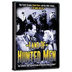 Land of Hunted Men