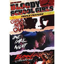 Bloody School Girls-Triple Feature