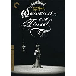 Sawdust and Tinsel - Criterion Collection