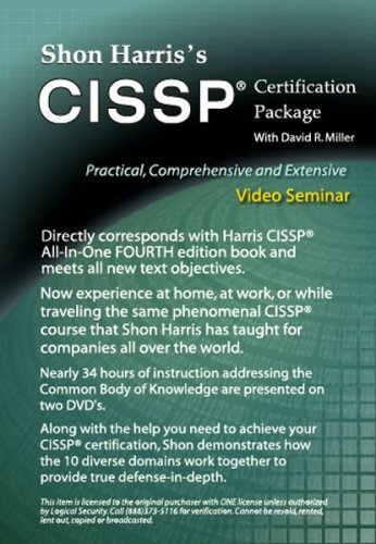 Shon Harris CISSP Video Seminar