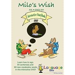 Milo's Wish ASL Interactive StoryBook