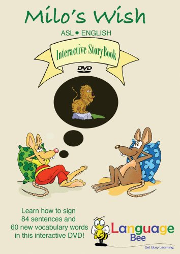 Milo's Wish ASL Interactive StoryBook