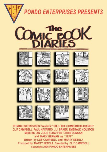The Comic Book Diaries
