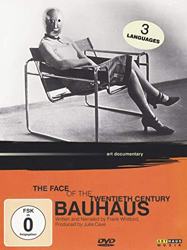 The Face of the Twentieth Century: Bauhaus (ArtHaus - Art and Design Series)