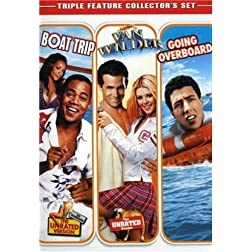 Boat Trip / Van Wilder / Going Overboard (Triple Feature Collector's Set)