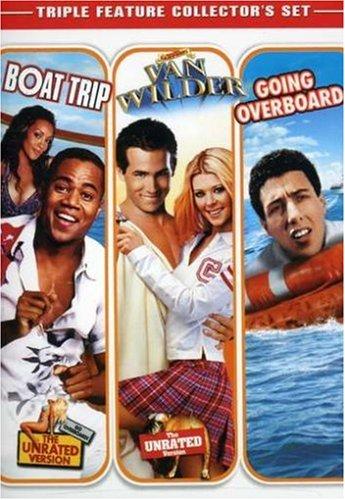 Boat Trip / Van Wilder / Going Overboard (Triple Feature Collector's Set)