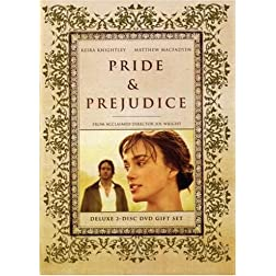 Pride & Prejudice (Deluxe Two-Disc DVD Gift Set)
