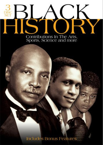 Black History: Contributions to Society in the Arts, Sports, Science, and More
