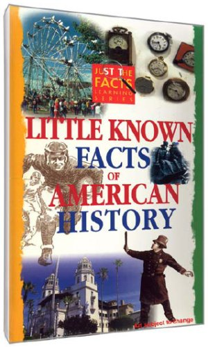 Fun Facts of American History: Little Known Facts