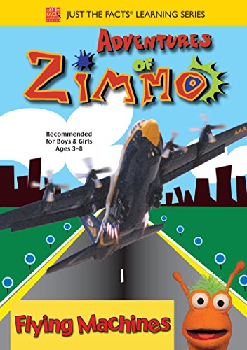 Adventures of Zimmo: Flying Machines