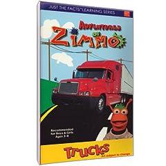 Adventures of Zimmo: Trucks