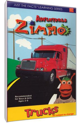 Adventures of Zimmo: Trucks