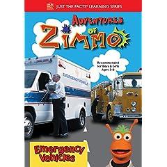 Adventures of Zimmo: Emergency Vehicles