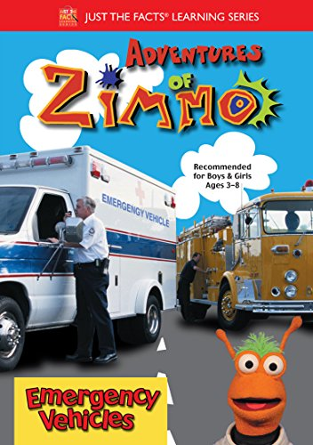 Adventures of Zimmo: Emergency Vehicles