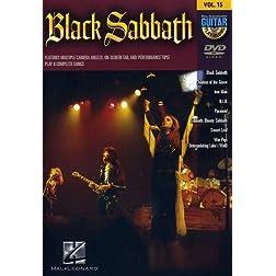 Guitar Play Along: Black Sabbath 15