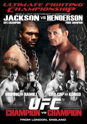 Ultimate Fighting Championship, Vol. 75: Champion vs. Champion