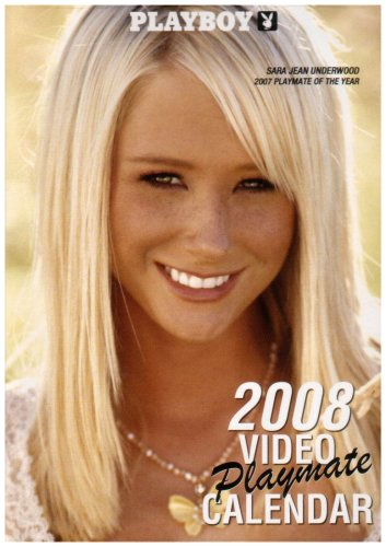 Playboy: 2008 Video Playmate Calendar