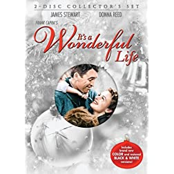 It's A Wonderful Life (Two-Disc Collector's Set) (B/W & Color)