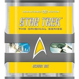 Star Trek The Original Series - The Complete First Season (Combo HD DVD and Standard DVD) [HD DVD]