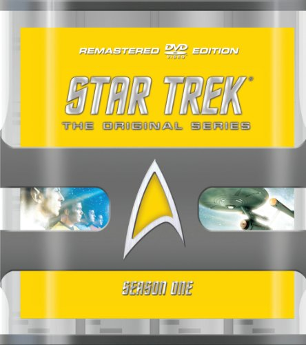 Star Trek The Original Series - The Complete First Season (Combo HD DVD and Standard DVD) [HD DVD]