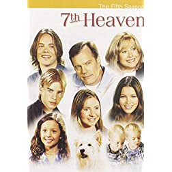 7th Heaven - The Complete Fifth Season