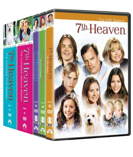 7th Heaven - Seasons 1-5