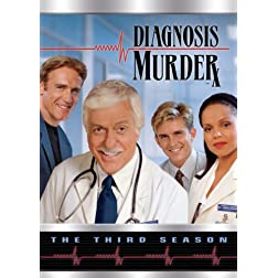 Diagnosis Murder - The Third Season
