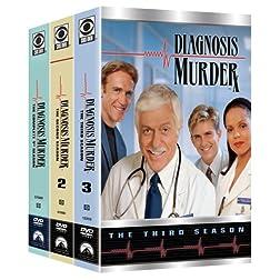 Diagnosis Murder - Seasons 1-3