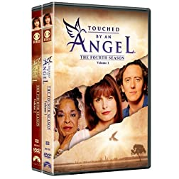 Touched By An Angel - The Fourth Season (Vols. 1-2)