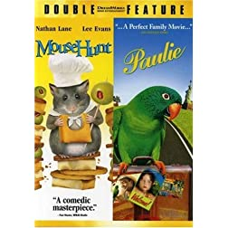 Mouse Hunt / Paulie (Double Feature)