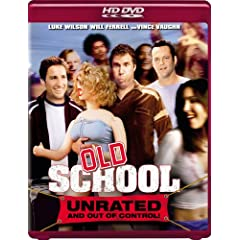 Old School (Unrated) [HD DVD]