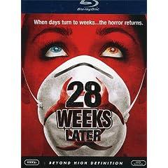28 Weeks Later [Blu-ray]