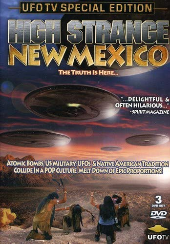 High Strange New Mexico - 3 DVD Set