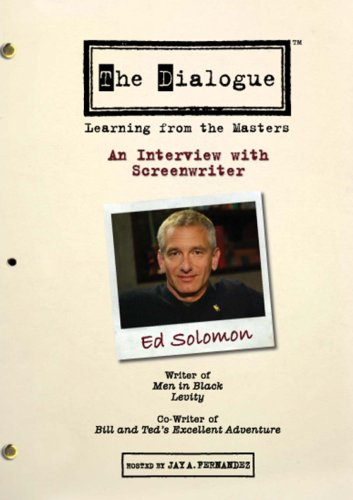 The Dialogue: An Interview with Screenwriter Ed Solomon