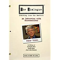 The Dialogue: An Interview with Screenwriter Peter Tolan