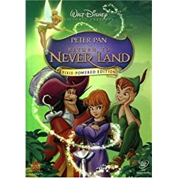 Return to Never Land (Pixie-Powered Edition)