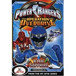Power Rangers - Operation Overdrive 3