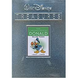 Walt Disney Treasures - The Chronological Donald, Volume Three (1947 - 1950)