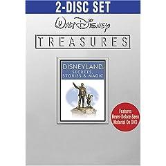 Walt Disney Treasures - Disneyland - Secrets, Stories & Magic
