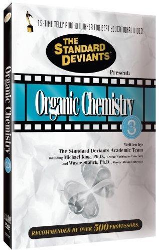 Organic Chemistry 3