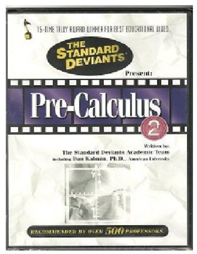Pre-Calculus 2