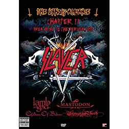 Slayer: Unholy Alliance Live