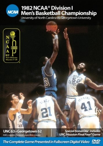 1982 North Carolina/Georgetown