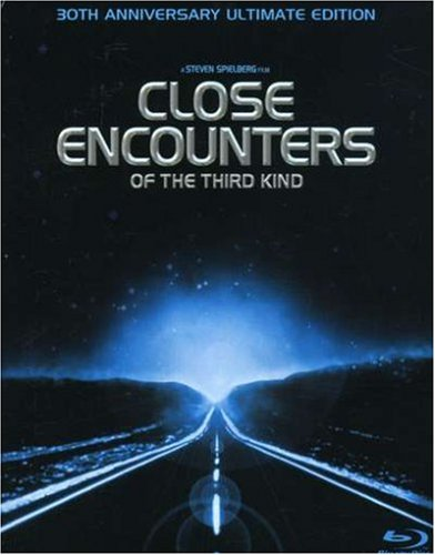 Close Encounters of the Third Kind (30th Anniversary Ultimate Edition) [Blu-ray]