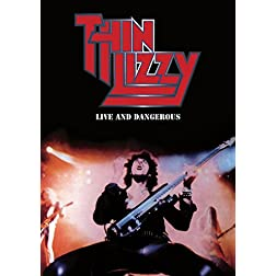 Thin Lizzy 'live & Dangerous'