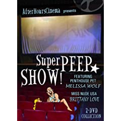 Super Peep Show 2-DVD Collection