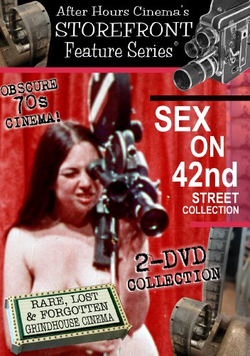 Sex on 42nd Street Grindhouse Collection