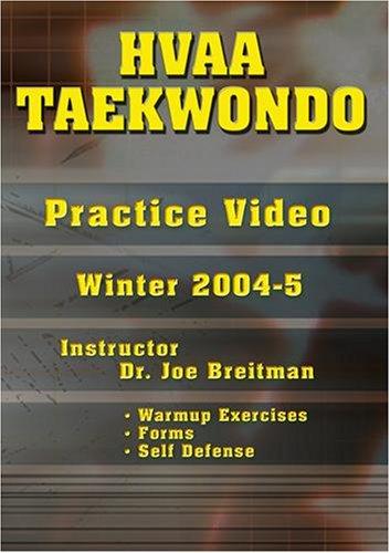 Taekwondo Practice Video