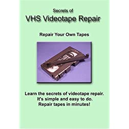 Secrets of VHS Videotape Repair