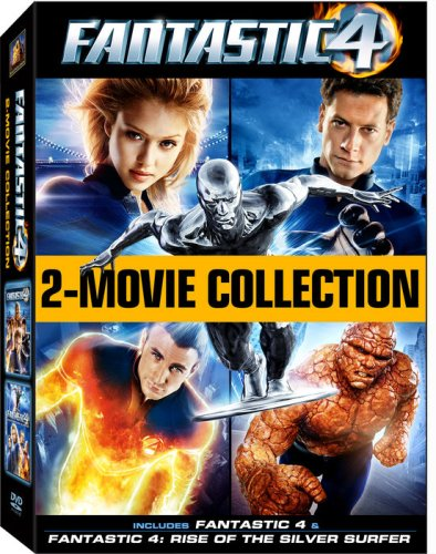 Fantastic Four 2 Pack (Fantastic 4 / Rise of the Silver Surfer)